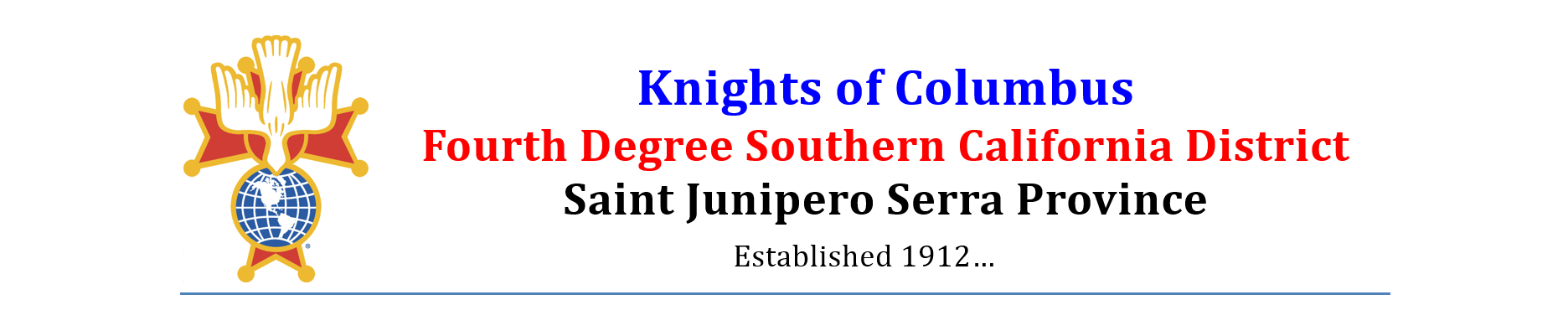 Knights of Columbus - Fourth Degree - Southern California District